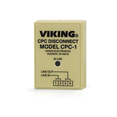 Viking CPC-1 CPC Disconnect
