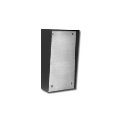 Viking VE-5X10-PNL Surface Box 5x10 with Blank Aluminum Panel