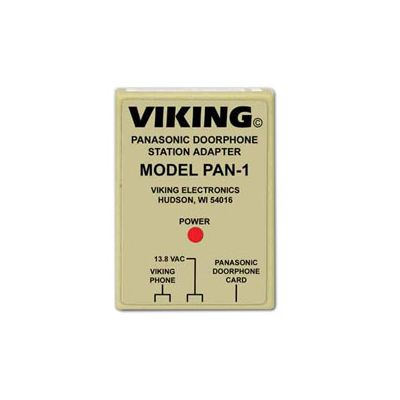 Viking PAN-1 Panasonic Doorphone Station Adapter