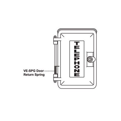 Viking VE-SPG Door Return Hinge Spring