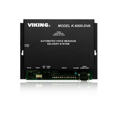 Viking K-6000-DVA Automated Voice Message Delivery System