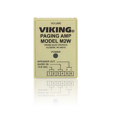 Viking M2W Paging Power Amplifier