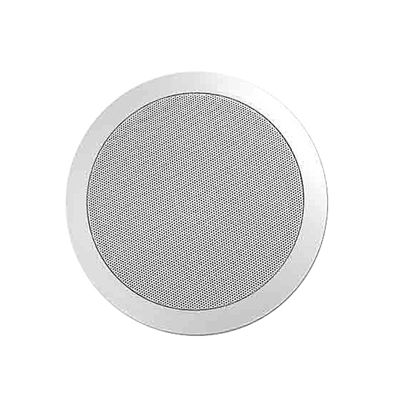 8 Ohm Ceiling Speaker with Integral Mounting System