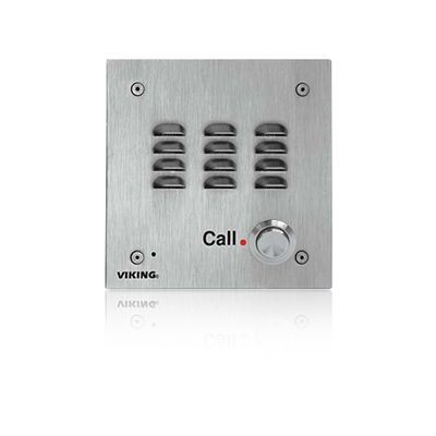 VoIP Entry Phone with Enhanced Weather Protection