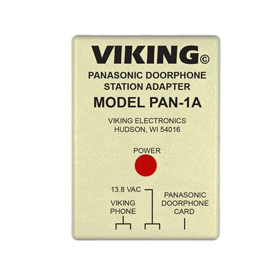 Viking PAN-1A Panasonic Doorphone Station Adapter