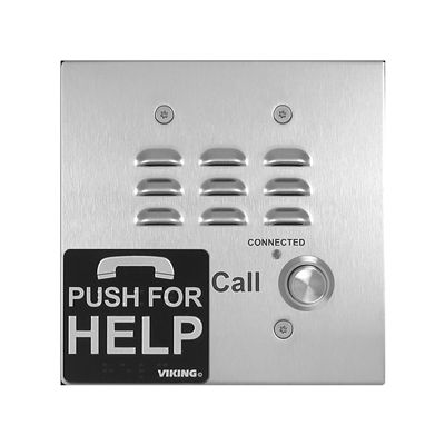 ADA Compliant Double Gang Emergency Phone