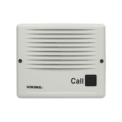Viking W-2000A Surface Mount Handsfree Doorbox 24V Talk Battery