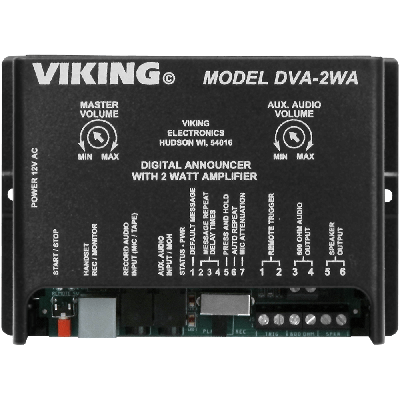 Viking DVA-2WA Basic Message Repeater