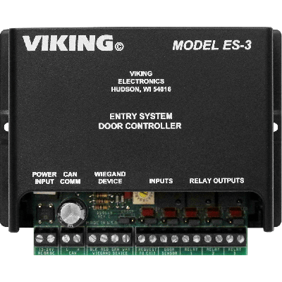 Viking ES-3 Entry System Door Controller for 32 Entry Points