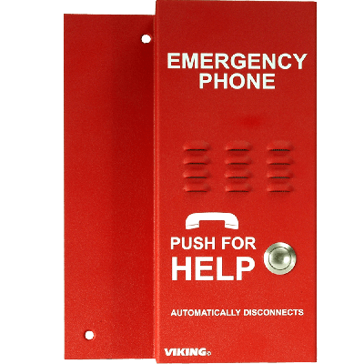 Viking K-1500-EHFA Handsfree Emergency Elevator Phone No Auto Dialing