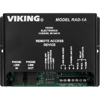 Viking RAD-1A Line Powered Remote Access Device