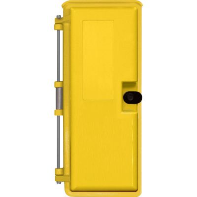 Viking VE-9X20Y-0 9x20 Yellow Weather-Proof Enclosure No Mounting Panel