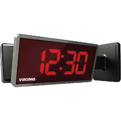 Viking CL-DMD4 Double Mount Bracket for CL Series Wireless Digital and Analog Clocks