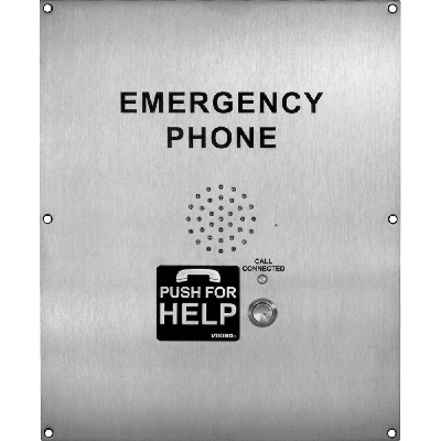 Viking E-1600-02A-EWP A.D.A. Compliant Emergency/Elevator Phone