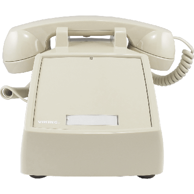 Viking K-1500P-D-ASH Desk Phone - No Dial