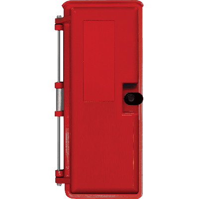 Viking VE-9X20R-0 9x20 Red Weather-Proof Enclosure