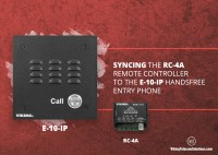 Discusing RC-4A And E-10-IP Sync procedure with Viking's IP Phones